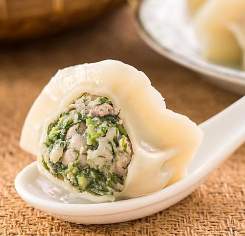 冬季限定-- 茴香水餃(20粒)【一戶手作水餃】迷人香氣的茴香,回味無窮