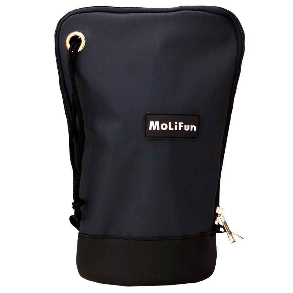 MoLiFun魔力坊 保溫悶燒罐/悶燒杯手提收納袋-海軍藍(MR0051B)