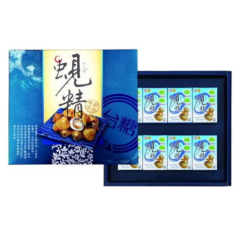 【敵富朗超巿】台糖蜆精禮盒8入