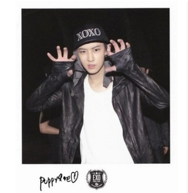 50%OFF【C014027H】韓國EXO鹿晗正規一輯XOXO權志龍平沿帽棒球帽hiphop嘻哈街舞帽子