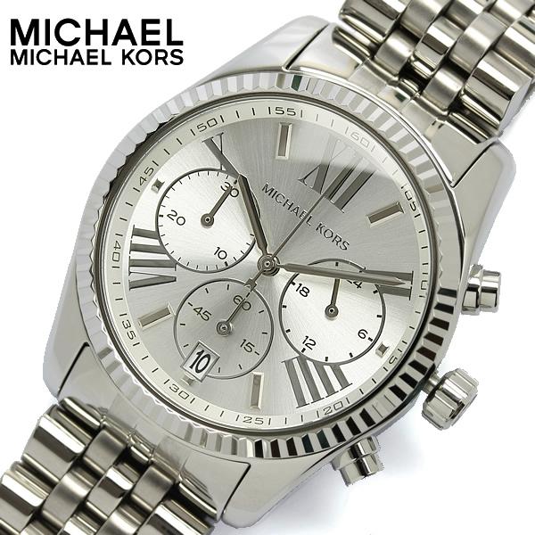 美國Outlet正品代購 MichaelKors MK  男女中性鋼帶錶 手錶 MK5555