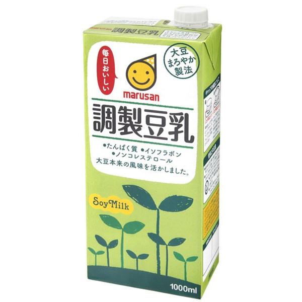 MARUSAN丸三調製豆乳(1L)
