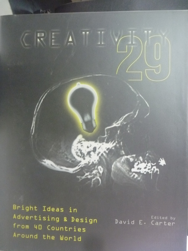 【書寶二手書T2/設計_ZDZ】Creativity 29_David E. Carter