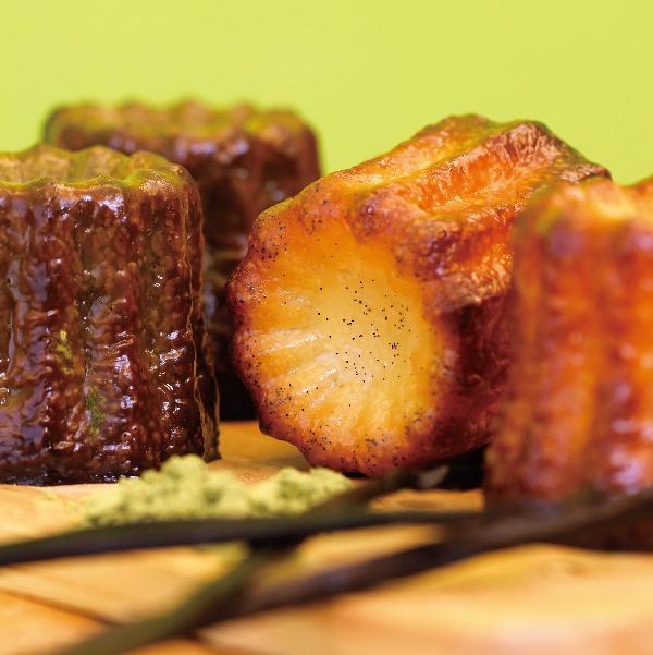 ★ 可麗露 禮盒 ★【 The Harvest ∞ 麥田⊙ 法式甜點 】軟木塞樸實的外表,外層硬脆,內在卻很Q軟,是法國相當經典的甜點