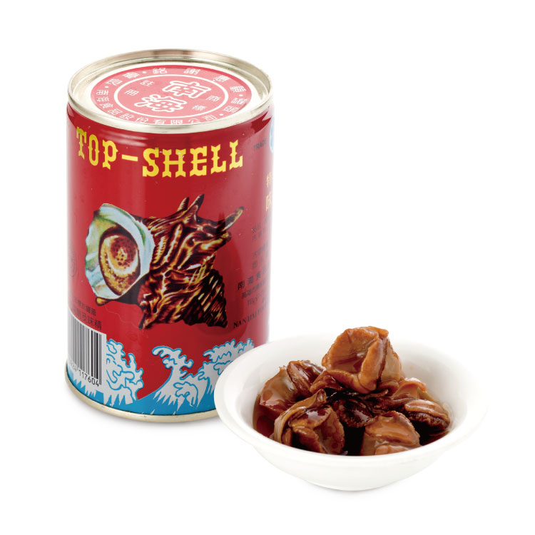 [南海]調味螺肉罐頭