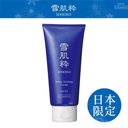 日本KOSE 高絲 雪肌粹洗面乳 80g 限定版 雪肌? 雪肌精姐妹品牌【N200203】