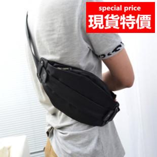(現貨 附發票)斜背包 防水牛津布時尚胸包 腰包(A822系列) /寶來小舖