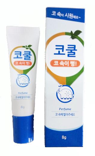 AVK草本鼻塞剋星 凝膠 韓國FDA認證 韓國知名部落客強力推薦 鼻塞包餃子OUT