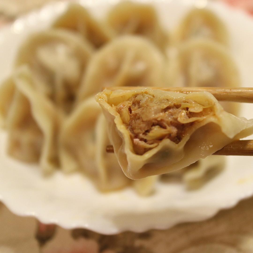 【大耶水餃牛肉麵】上癮水餃系列~麻辣水餃(一包20顆)