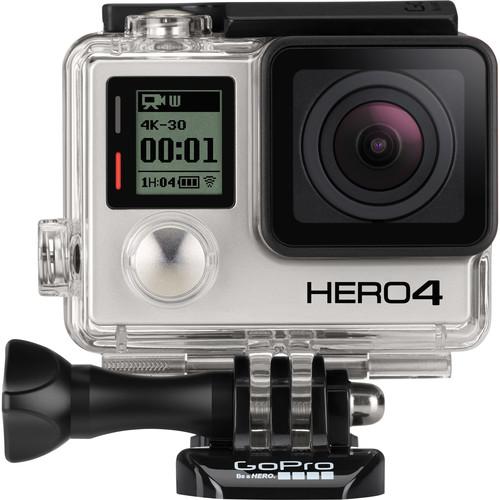 【普羅相機】GOPRO HERO4 BLACK (黑色頂級版)