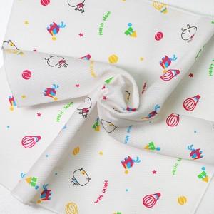 『121婦嬰用品館』朴蜜兒印花手巾1入