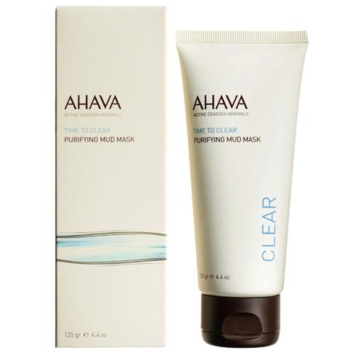 愛海珍泥專櫃面膜AHAVA 死海礦泥潔顏膜  100ml 嫩膚 嬰兒肌 敏感皮膚 老化角質 細緻 彈性《ibeauty愛美麗》