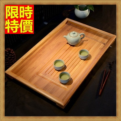 原木茶盤 茶具-功夫茶海單層排水式竹製茶盤3款68ac28【獨家進口】【米蘭精品】