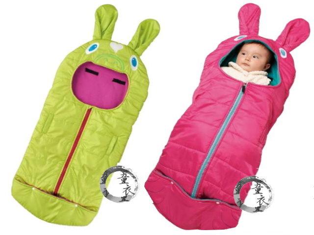 童衣圓【K012】K12舖綿防風包被 輕量 厚綿 抱被 包巾 寶寶睡袋 抱袋 滿月禮 手腳可伸出 彌月禮 滿月禮