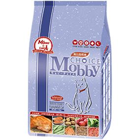 ★優逗★Mobby 莫比 挑嘴貓 專業配方 7.5KG/7.5磅