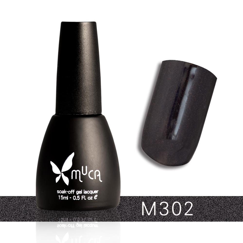 Muca沐卡 即期光撩凝膠指甲油 M302(15ml)