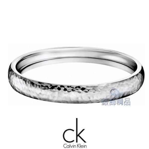 【錶飾精品】Calvin Klein/CK JEWELRY/CK飾品/ck手環-曙光系列(銀)316L白鋼 KJ68AB0102 全新原廠正品 生日 情人節 禮物 禮品