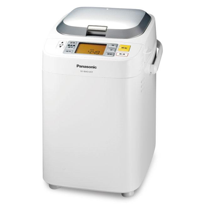 【Panasonic國際牌】One Touch 全自動製麵包機(SD-BMS105T)