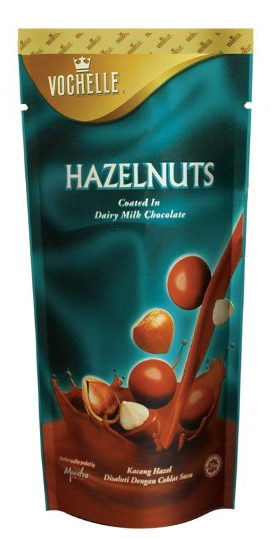 ★特惠89折★【VOCHELLE】皇冠榛果牛奶巧克力 ❤ 馬來西亞進口頂級巧克力球