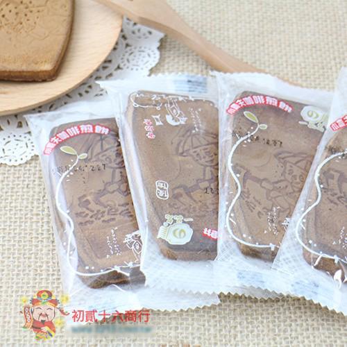 【0216零食會社】一品名-小農夫咖啡煎餅