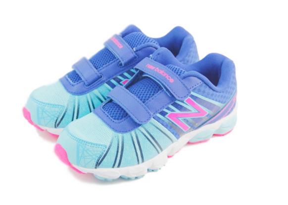 (特價) New Balance NB 兒童運動鞋 890親子款 寬楦 KG890SAP   [陽光樂活]