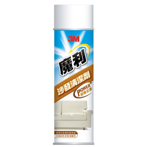 【3M】 魔利 沙發清潔劑19Oz