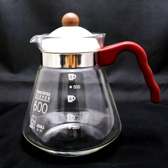 【珍昕】 亞美耐熱玻璃壺 600ml