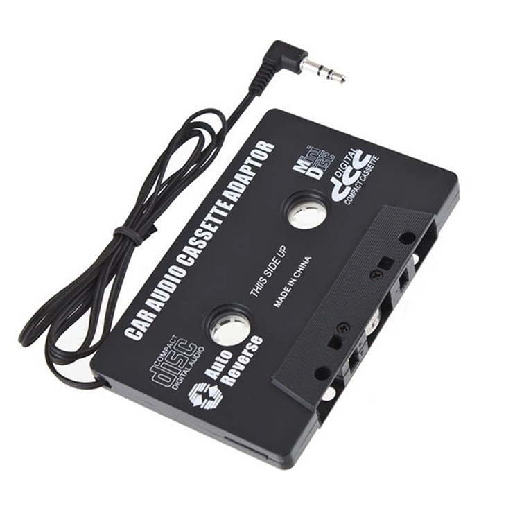 Car Cassette Tape Adapter For MP3 C (end 10/14/2019 6:15 PM)