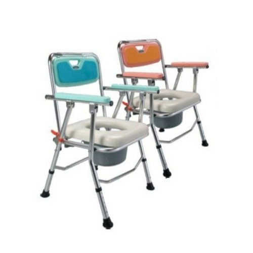 【康揚】鋁合金洗澡椅便盆椅兩用椅CC-5050