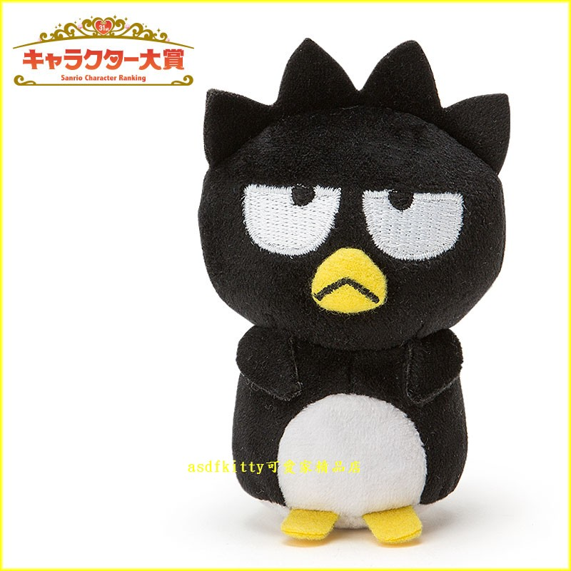 asdfkitty可愛家☆酷企鵝可站立小娃娃/短絨毛玩偶-陪您上班上網-纾壓療癒-日本正版商品