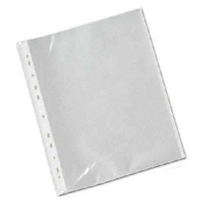 【內頁資料袋】11孔PP內頁資料袋/資料袋 (A4 100入)