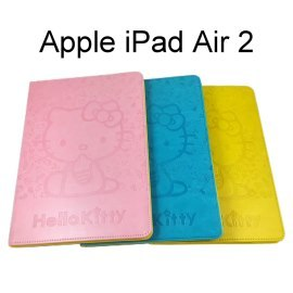 Hello Kitty 花季系列平板皮套 Apple iPad Air 2【三麗鷗正版授權】
