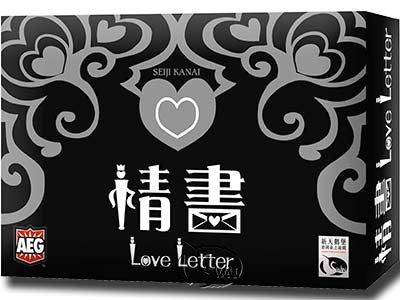 【Playwoods】[桌遊Board Game]桌上益智遊戲-情書Love Letter-日版插畫(新天鵝堡/中文版/2-4人/桌上遊戲/策略遊戲/卡牌對戰/追求公主大作戰/鬥智/免插電/家庭遊戲)