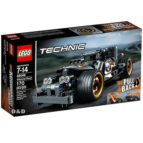 樂高積木LEGO《 LT42046 》2016 年 Technic 科技系列 - 逃亡賽車