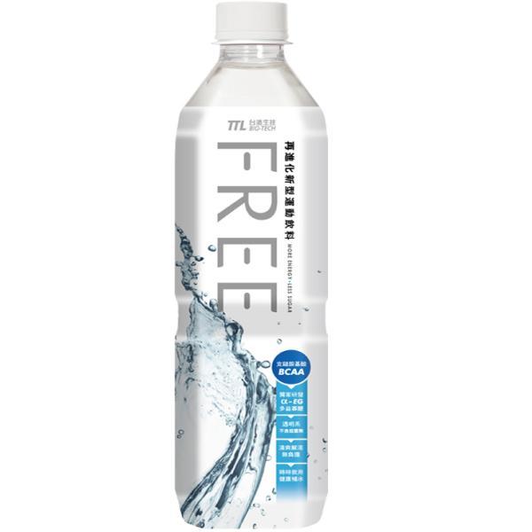 (台酒生技) FREE 再進化的新型運動飲料 (一箱/24入)