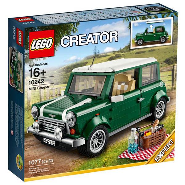 【LEGO 樂高積木】Creator 創作系列 - Mini Cooper LT-10242