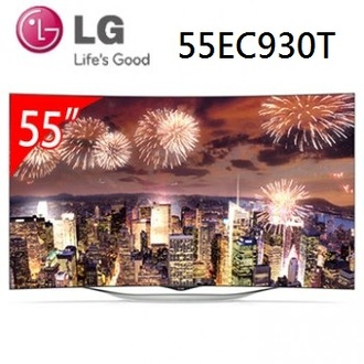 LG 樂金 OLED TV 55吋 液晶電視 55EC930T 公司貨 分期0利率 免運