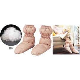 日本羽絨保暖靴 室內短靴
