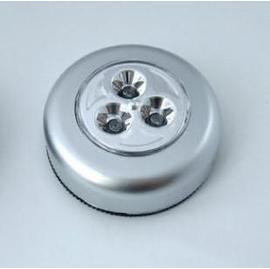 三頭LED觸碰小夜燈節能拍拍燈應急燈牆壁燈櫥櫃燈尾箱燈
