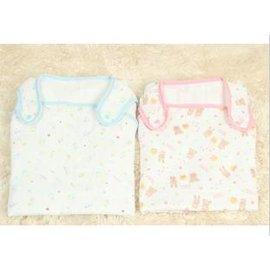 嬰兒睡袋 全棉6層紗布背心式空調睡袋 防踢被 寶寶夏季必備(大號)-7701002