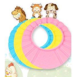 寶寶洗頭帽 幼兒洗髮帽 兒童浴帽 嬰兒洗澡帽 可調節加厚款-7701002