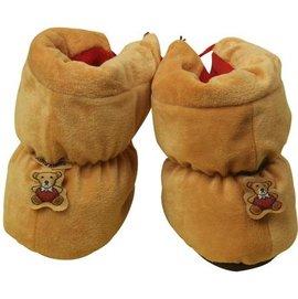 冬款嬰幼兒保暖鞋 腳套 寶寶棉鞋 雪地靴 毛靴 棉鞋-7701002