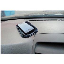 多功能汽車防滑墊 蘋果手機IPHONE4S車載支架 汽車防滑墊置物盒
