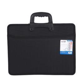 新款手提電腦包男女公事包票據收納包風琴包FC檔包-5801001