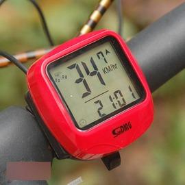 【碼表-S217】有線騎行碼表自行車配件山地車公路車裝備里程表-5501001