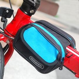 【車管包-12655】單車配件自行車包上車管包車頭包車前包-5501001