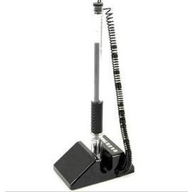 中性台筆 0.5MM水筆 電話筆 桌筆 銀行專用櫃檯筆(5入裝)-5801003
