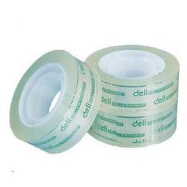 透明小膠帶 小文具膠條1.2釐米/12MM寬透明膠(20入裝)-5801003