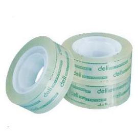 透明小膠帶 小文具膠條1.2釐米/12MM寬透明膠-5801003(10入裝)