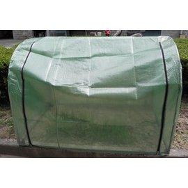 【一米農莊套裝-C】C:B+防蟲網 陽臺種菜 家用小溫室150*100*100cm-5101001